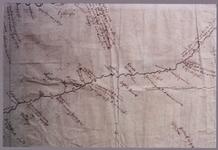 2096 Kaart van de Berkel. Origineel in Archief Waterschap van de Berkel