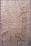 2097 Kaart van de Berkel. Origineel in Archief Waterschap van de Berkel