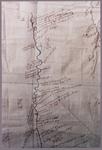 2099 Kaart van de Berkel. Origineel in Archief Waterschap van de Berkel