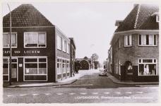 492_1 Café van Lochem (links) en kapper Sterenborg (rechts)