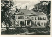 192 Ansichtkaart van zuidgevel van huis Landfort