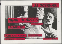 4 Nyah Fearties (Schotland), Disabuse. Chi chi club Winterswijk