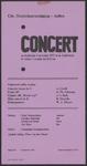 24 Chr. Oratoriumvereniging Aalten. Concert in de Zuiderkerk te Aalten. Oostgelders Symfonieorkest o.l.v. Pierre van ...