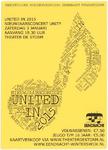 263 Chr. muziekver. Eendracht presenteert Nieuwjaarsconcert Unity. Theater De Storm Winterswijk