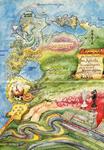 28.1 Promotie van het Album 'Van tied tut tied'. Op de voorkant van de poster een afbeelding van 'Het Eerste Keizerrijk ...