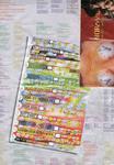 28.2 Promotie van het Album 'Van tied tut tied'. Op de voorkant van de poster een afbeelding van 'Het Eerste Keizerrijk ...
