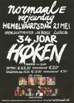 30 'Normaale Verjeurdag – Hemelvaartsdag 21 mei - 34 joar Høken'