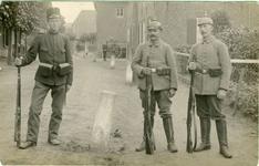 1095-12-332 Duitse en Nederlandse douane
