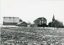 1095-12-370 Havezate 'de Rietstap' met het kerkje