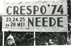 1095-15-152 Vier dagen 'Crespo', georganiseerd door Sportclub Neede en Muziekvereniging Crescendo
