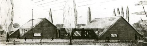 1095-15-220 Ontwerp van kleuterschool 'Het Konijnenhol'