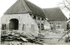 1095-15-225 Verbouwing van boerderij 'De Meijer' tot leeszaal en bibliotheek