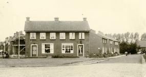 1095-32-705 Nieuwbouw woningen bij splitsing Kerkstraat (links) en Ursulastraat