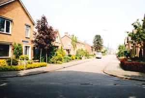 179 Straatbeeld woonwijk
