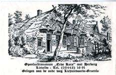 017 Openluchtmuseum 'Erve Kots' met herberg