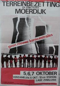 126 Terreinbezetting en (prik-)axies Moerdijk, geen nieuwe kerncentrales