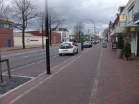 NL-DtcSARA_1628_0003 Terborgseweg richting centrum Doetinchem leeg door Corona