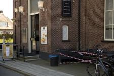 NL-DtcSARA_1628_0043 Afgesloten terras bij de Olde Schole