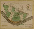 892 Caart van de heerlijkheijt Rosande, 17 april 1762