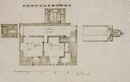10 [De linkervleugel van het Huis de Doornenburg, [1661?]