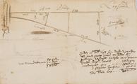 283-0002 [Kaarten van de bezittingen der familie van Amstel in Lageweide onder Utrecht, met aantekeningen omtrent de ...