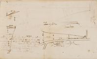 283-0003 [Kaarten van de bezittingen der familie van Amstel in Lageweide onder Utrecht, met aantekeningen omtrent de ...