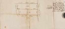 283-0004 [Kaarten van de bezittingen der familie van Amstel in Lageweide onder Utrecht, met aantekeningen omtrent de ...