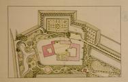 82 [Kasteel Doorwerth met het omliggende park], [1784-1800]