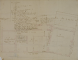 83 [Plattegrond en geveltekeningen van een voorgenomen verbouwing van het Hooge huis, behorende tot de Doorwerth], ...