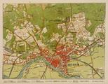 1071-0002 [Kaart van het gebied tussen Doorwerth, Oosterbeek, Arnhem, Velp, Rheden, Ellekom, Dieren], [1910-1918]
