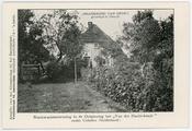 442-0002 Boschwachterswoning in de Ontginning het Van der Hucht-bosch onder Uchelen (Gelderland), 1908