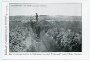 442-0003 Een afwaterings-sloot in de Ontginning van het Westerzand onder Uffelte (Drenthe), 1908