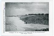 442-0005 Vastleggen van het stuifzand in de Ontginning van het Drouwenerzand onder Borger (Drenthe), 1908