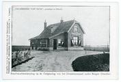 442-0006 Boschwachterswoning op de Ontginning van het Drouwenerzand onder Borger (Drenthe), 1908