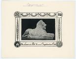 442-0010 De Leeuw in het Park '13 van den Oranjebond van Orde, 1915