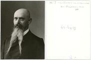 703-0001 Jhr. J. Hora Siccama van de Harkstede, 1900-1920