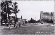 121 Arnhem, Bachlaan - Oremusplein, ca. 1968