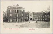 1315 Groote Markt en Sabelspoort, ca. 1905