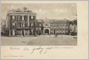 1316 Arnhem Groote Markt en Sabelspoort, ca. 1915