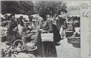 1348 Arnhem Groote Markt Marktdag, 1905-07-05