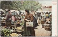 1349 Arnhem Groote Markt Marktdag, 1905-03-28