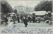 1350 Arnhem Groote Markt - Marktdag, 1905-06-02