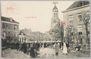 1353 Groote Markt Arnhem, ca. 1905