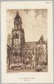1379 Groote Markt en Kerk, Arnhem, ca. 1905