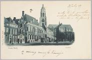 1383 Groote Markt Arnhem, 1899-07-21