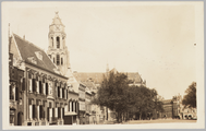 1387 Arnhem, Groote Markt, ca. 1925