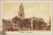 1388 Arnhem, Groote Kerk, 1928-07-04