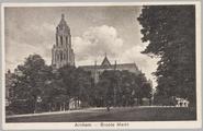 1389 Arnhem, Groote Kerk, 1933-08-02