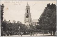1390 Arnhem, Groote Markt, ca. 1925