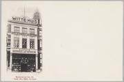 141 het Witte Huis, Bakkerstraat No. 32, Telef. No. 1688, Arnhem., ca. 1920